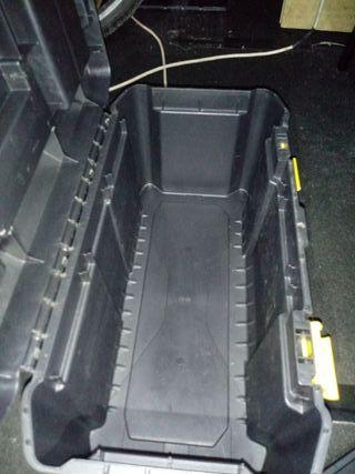 caja de herramientas stabley
