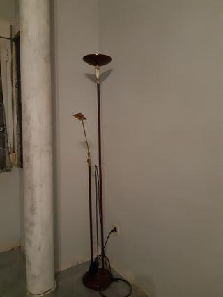 lampara de pie para salón