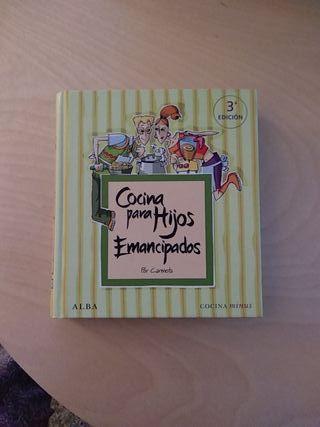 Libro de cocina: Cocina para hijos emancipados