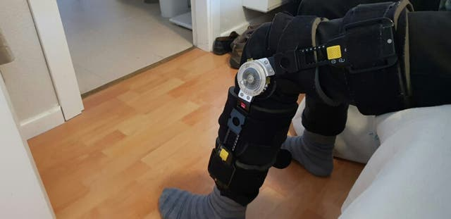 ortesis de rodilla