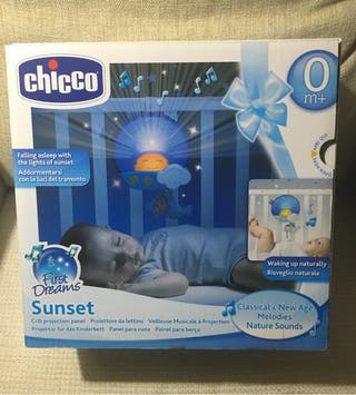 Panel para cuna Chicco Sunset.First Dreams.