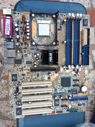 placa base ordenador pc
