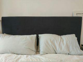 Bonita y estrenar cama y colchón!