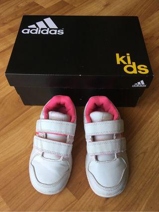 zapatillas niña adidas 24