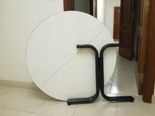 Mesa de terraza 100 cm diametro