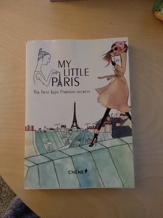 Libro My little Paris