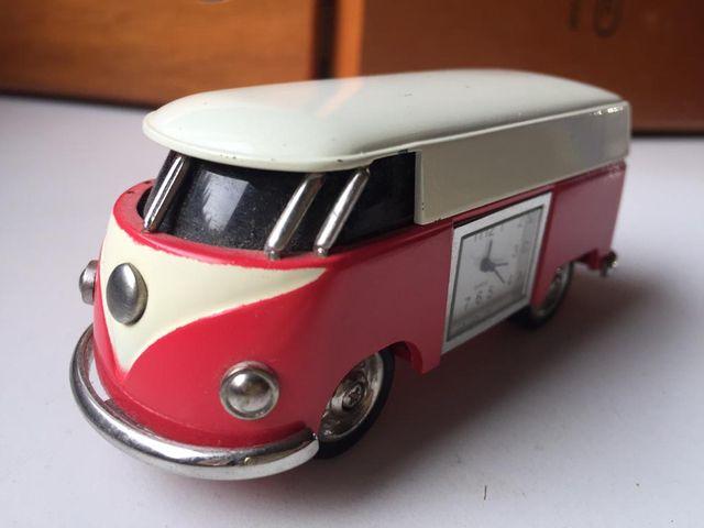 Reloj furgoneta escala VW T1