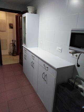 Mueble de cocina de segunda mano en Jaén en WALLAPOP