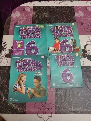 libros de 6 primaria ingles