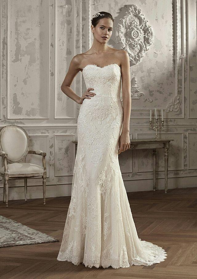 vestido de novia de segunda mano por 360 € en mollet del vallès en