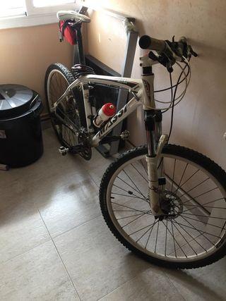 Bicicleta de montaña Massi trax