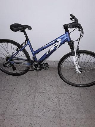 bicicleta BH over XCT