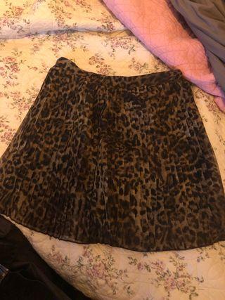 Mini falda talla M