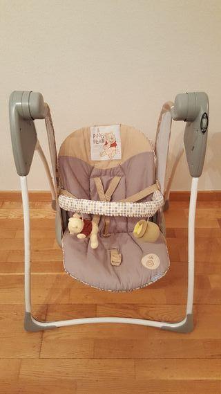 Silla Mecedora para bebé Graco Baby diseño Disney