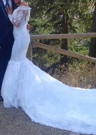 Vestidos novia burgos