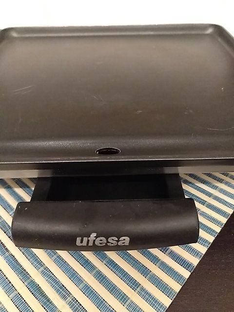 Plancha de cocina electrica UFESA