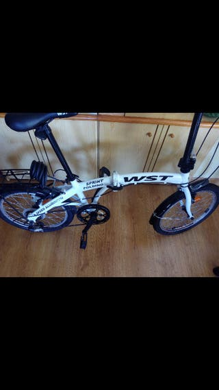 Bicicleta plegable WST