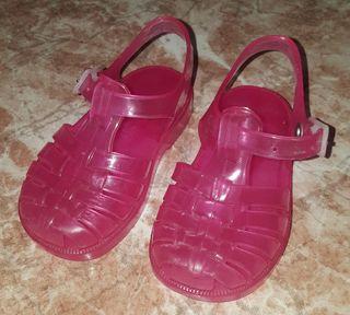 Sandalias agua (cangrejeras)