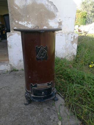 estufa de leña hergom