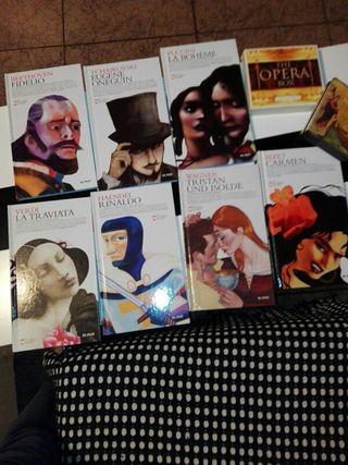 Colección ópera