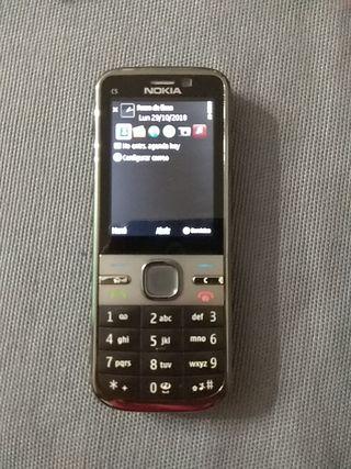 telefono movil nokia c5