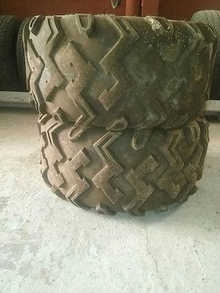 2 ruedas quat y bugie 25x10.00-12