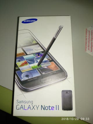 samsung Galaxy note II 16 GB