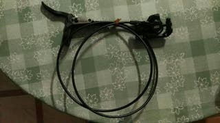 Freno hidráulico bicicleta MTB