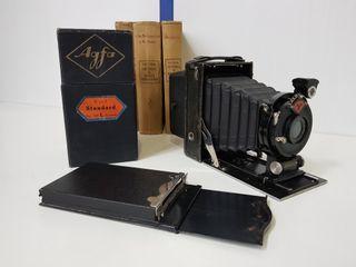 ANTIGUA CÁMARA DE FUELLE AÑO 1926