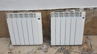 2 Calefactores de fluido termico