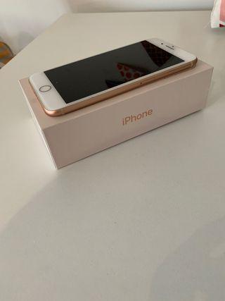 iPhone 8 Plus rosa 64Gb