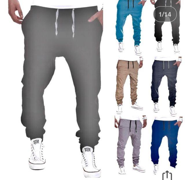 Pantalones Hombre Tipo Jogger Talla L De Segunda Mano Por 5 En Sant Andreu De Llavaneres En Wallapop