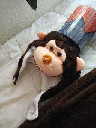 Disfraz de mono.