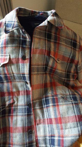 chaqueta hombre borrego marca Gant 3xl