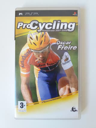 Juego PSP ProCycling 2007-2008