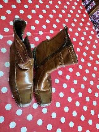 botas señora