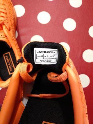 De Jack Mano Sin Naranjas Zapatos Segunda Estrenar amp; Jones Por ZqYqPw