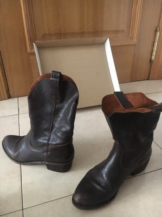 Bota campera italiana
