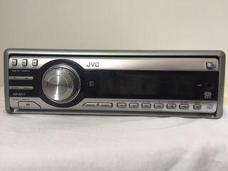 Radio CD JVC música