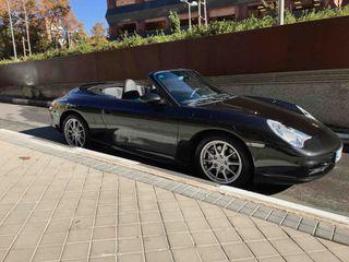 Porsche 911 996 CARRERA 4 CABRIO TIPTRONIC