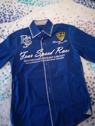 camisa Formula 1