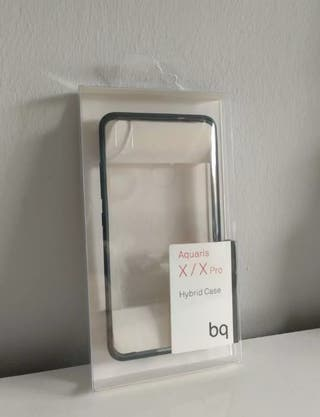 Funda BQ Hybrid Case para X o X Pro