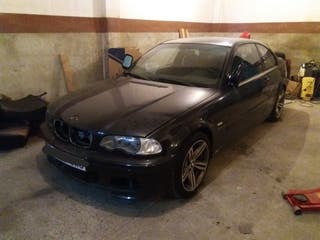 Despiece bmw e46 coupe