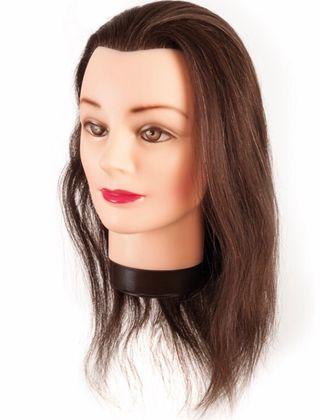 Se vende muñeca pelo natural