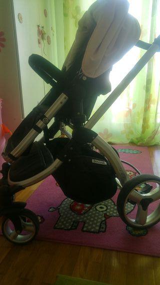 carrito bebe y accesorios