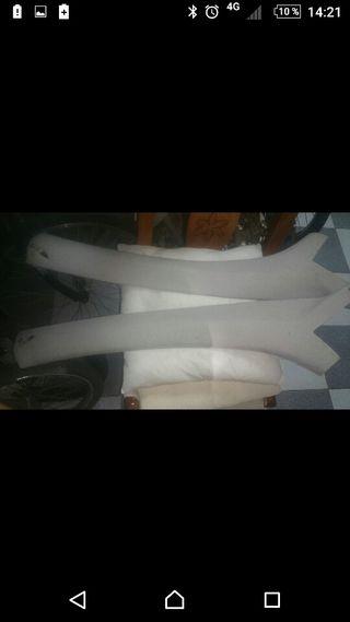 Techo y laterales recién tapizados