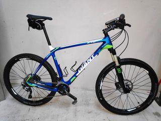bicicleta giant xtc advanced xl