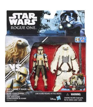 figuras star wars series rogue one