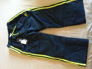 talla Segunda Por Pantalon De a Mano Adidas 6 Impermeable Estrenar v0zSqE0