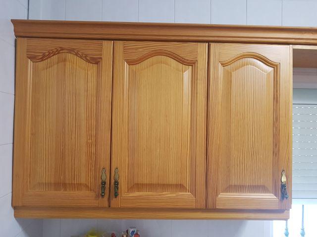 Vendo muebles de cocina de segunda mano por 350 € en Málaga en WALLAPOP